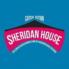 """Catch Action The Sophisticated Boogie Funk Of Sheridan House Records 6x12"""" BOX"""