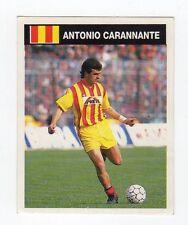 figurina CAMPIONI E CAMPIONATO 90/91 1990/91 numero 210 LECCE CARANNATE