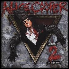 ALICE COOPER - WELCOME 2 MY NIGHTMARE CD ~ I'LL BITE YOUR FACE OFF +++ TO *NEW*
