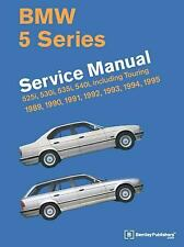 BMW 5 Series (E34) Service Manual 1989, 1990, 1991, 1992, 1993, 1994 1995 :...