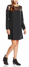 Armani Jeans evening party black dress size 42IT*