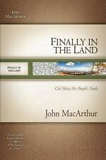 (New) John MacArthur Study Guides: Finally in the Land