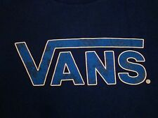 Vans Off the Wall Skateboards Skateboarding Shoes Apparel T Shirt S