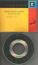 BARENAKED LADIES Be My Yoko Ono RARE 1992 USA PROMO Radio DJ CD Single MINT
