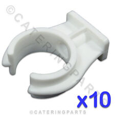 CL103 10x x STANDARD 28mm APERTO CLIP STRINGITUBO A SCATTO PUSH-FIT TIPO