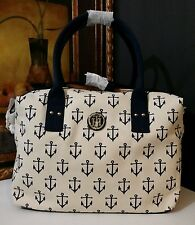 NWT Tommy Hilfiger Ali Printed Canvas Weekender