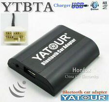 Yatour YT-BTA Bluetooth A2DP Adapter for Honda Goldwing GL1800 Aux Interface