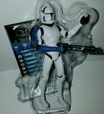 Star Wars CLONE TROOPER MIXER Figure 501st Legion Droid Attack on the CORONET