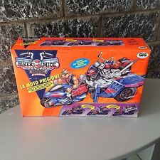 1994# Vintage G1 Biker Mice From Mars  Moto Jail Prison Cycle Galoob#Nib