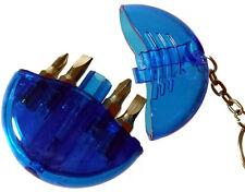 10 x Schlüssel Anhänger Werkzeugkasten Bits Werkzeug Schraubendreher Restposten