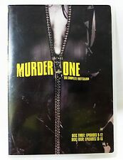 Murder one the complete first season set of 4 dvd 2004
