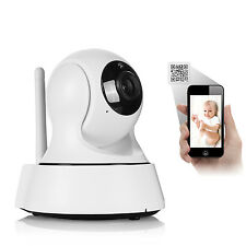720P HD Wifi Wireless IP Camera P2P 2-way Audio CCTV Network Outdoor Security UK