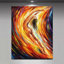 LARGE Modern Abstract Asian Art Oil Painting Wall Decor canvas (NO frame)