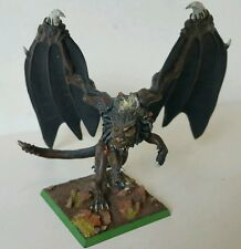 DARK Elf Elves Manticore well painted metal model plastic wings Chaos OOP