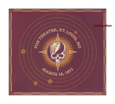 Grateful Dead 30 Trips Around the Sun 3/18/71 1971 St. Louis NEW 3 CD's