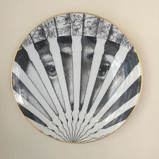 Porcelain Plate No 26 by Atelier Fornasetti