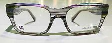 Alain Mikli Multicolor Eyeglasses. A01250 3088 Hand Made In France. Fast/Free