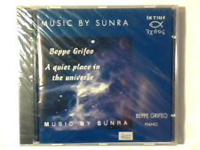 BEPPE GRIFEO A quiet place in the universe cd SUN RA RARISSIMO VERY RARE SEALED!