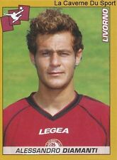 ALESSANDRO DIAMANTI ITALIA AS.LIVORNO RARE UPDATE STICKER CALCIATORI 2008 PANINI