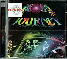 JOURNEY - Live at the Cow palace (Double cd / New & sealed)