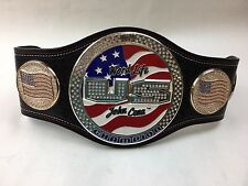 John Cena WWE U.S. Championship Spinner Belt Small Adult/Kids Replica