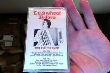 Buckwheat Zydeco- One For the Road- new/sealed cassette- Paula label- rare?