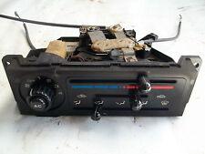 Mazda Mx5 Mk1 Calentador Unidad De Control Completo Con Cables Y Aire Acondicionado botón