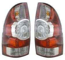 2005 - 2015 TOYOTA TACOMA TAIL LIGHT (WITH LED) PAIR LEFT AND RIGHT SET