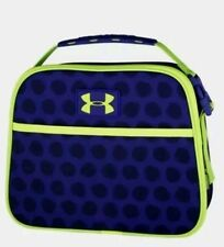 🍞🍪🍎NEW UNDER ARMOUR INSULATED DOTS LUNCH COOLER 🍎🍪🍞