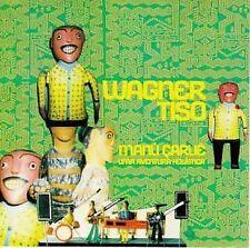 Wagner Tiso CD Manu Carue Uma Aventura Holistica 1989 Brazil Import RARE Philips