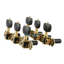 Alice AOS-020HV3 Gold Plated Machine Heads Classic Guitar String Tuning Pegs Key