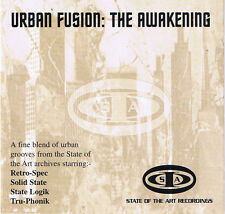 Various ‎– Urban Fusion : The Awakening - State Of The Art Recordings ‎– SOTA001