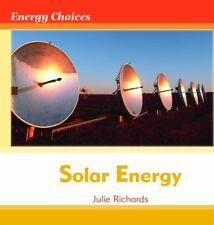 Solar Energy (Energy Choices)