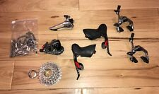 SRAM Red 10 Speed Yaw Groupset | Brake set | Front & Rear Derailleurs | Shifters