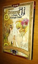 MANGA - PRINCESS AI-THE PRISM OF MIDNIGHT DAWN # 1-BOYLAN-KUJIRADOU-MILKY-J-POP