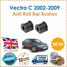 FOR Vauxhall Vectra C 2002 2009 All Models TWO Rear Anti Roll Bar Bushes NEW