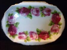 ROYAL ALBERT OLD ENGLISH ROSE CANDY / NUTS DISH ENGLISH BONE CHINA KT831