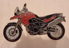 BMW R650GS R 650GS 650 GS GS650 MOTORRAD PIN BADGE 1112 V LTD
