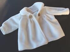 manteau polaire pour BEBE REBORN  VETEMENT POUPEE 42 à 45cm