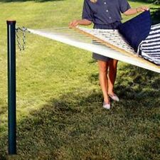 "Removable ""in-ground"" hammock post 4870GC Algoma NEW"