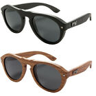 PROOF Prospector Wood Frame Sunglasses - Wood Collection - Polarized