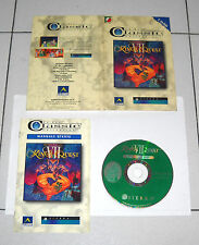 Gioco Pc KING'S QUEST VII 7 The princeless bride ITALIANO 1994 Avventura grafica