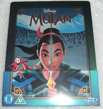 Mulan | Disney | Limited Blu-Ray Steelbook Edition | NEU NEW OVP Sealed