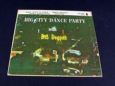45-EP Jacket Only BILL DOGGETT Big City Dance Party Vol.1 KING EP-448 VG++/NM-