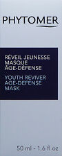 Phytomer Youth Reviver Age Defense Mask 50ml(1.6oz) Fresh New
