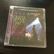 FRANK SINATRA, AT THE SANDS COUNT BASIE QUINCY JONES DVD AUDIO DOLBY DIGITAL 5.1