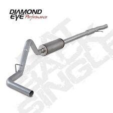 "Diamond Eye 3"" SS Cat Back Single 2014 GM Silverado Sierra 1500 4.8L 5.3L"