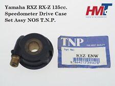 Yamaha RXZ RX-Z 135cc. Speedometer Drive Case Set Assy NOS T.N.P.