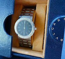 Bulgari orologio a5017 30mm alta elegante finas unisex reloj de pulsera de lujo para 1985