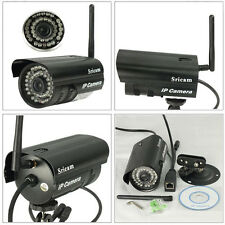Outdoor Wireless Wifi Security Webcam IR IP P2P Camera Android System